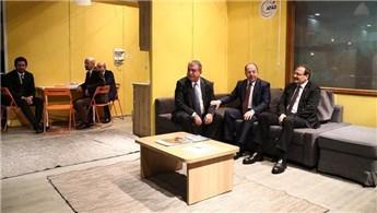 Akdağ ve Çavuşoğlu 7,2 büyüklüğündeki tatbikata katıldı