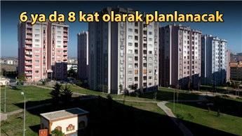 KİPTAŞ'ın Silivri'deki sosyal konut projesine onay!