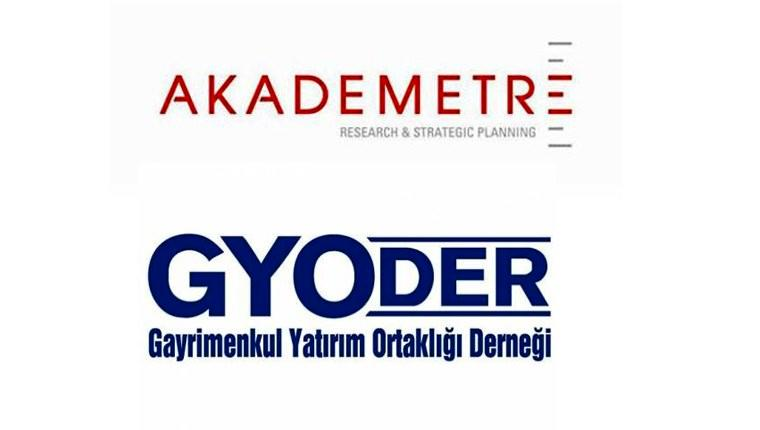 GYODER–Akademetre, İstanbul Raporu'nu basınla paylaşıyor