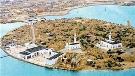 Sevakin Adası'ndaki Osmanlı Hükümet Konağı onarılıyor