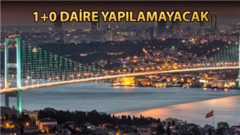Yeni İstanbul İmar Yönetmeliği kabul edildi