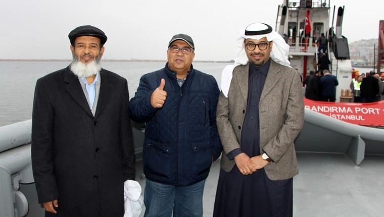 Balıkesir'in yatırım imkanları Arap yatırımcılara tanıtıldı