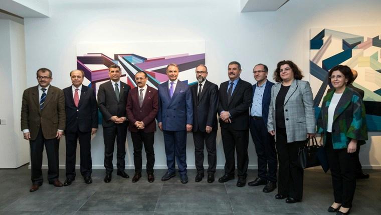 İzmir'de Kazım Türker Sanat Galerisi açıldı