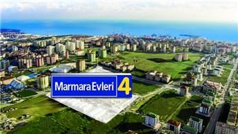 Marmara Evleri 4'te lansman öncesi satışlar başladı