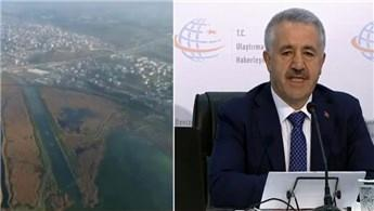 Kanal İstanbul kesin güzergahı: Küçükçekmece-Sazlıdere-Durusu