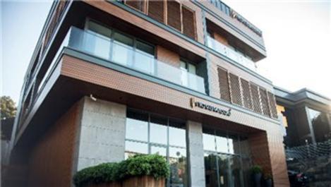 Novawood Ofis ve Showroom Binası ihtiyaçlara cevap veriyor