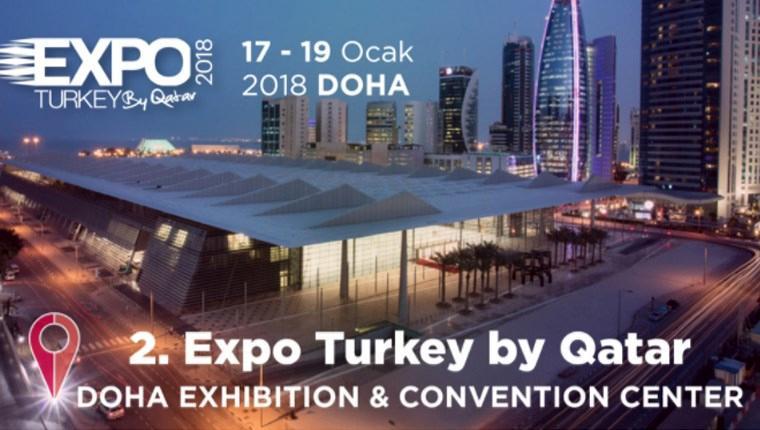 Expo Turkey By Qatar 17 Ocak'ta kapılarını açıyor