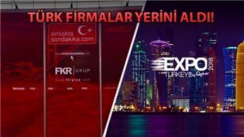 2. Expo Turkey by Qatar'dan ilk kareler ESD'de!