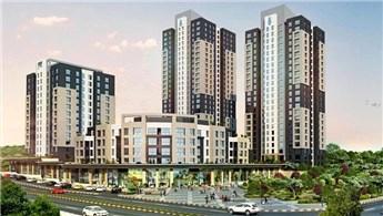 Ebruli Ispartakule'de daireler 446 bin TL'den başlıyor