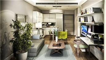 Terrace Home, VRV ile Daikin konforu yaşayacak