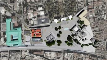 İstanbul'un tarihi meydanı böyle olacak
