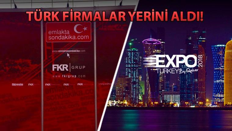 2. Expo Turkey by Qatar'dan ilk kareler ESD'de!