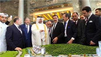 Expo Turkey by Qatar'da Artaş İnşaat standına ziyaret!