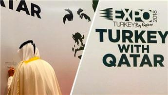 Expo Turkey by Qatar'da anlamlı imza!