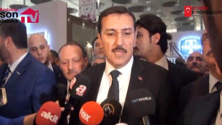 Bakan Bülent Tüfenkci'den 'Katar' değerlendirmesi!
