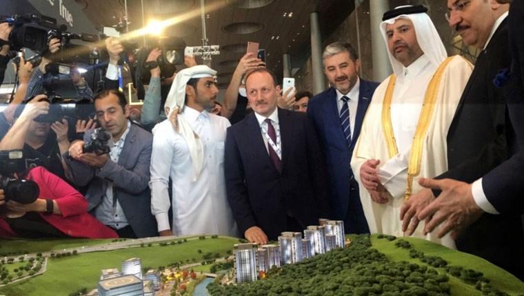 Süleyman Çetinsaya, Expo Turkey by Qatar'ı değerlendirecek
