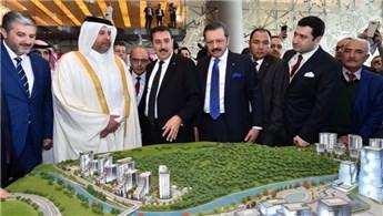 Türk şirketleri Katar'da damgasını vurdu