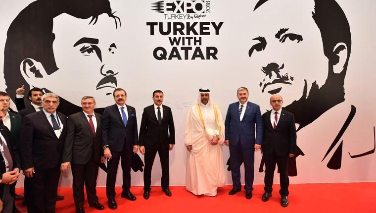 MÜSİAD'dan 2'nci Katar çıkarması!