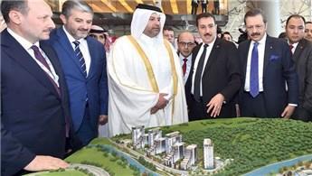 Katarlıların gözü 'Kanal İstanbul' arazisinde!