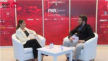 'Aqua City'i ilk Katar Ekonomi Bakanı'na anlattık'