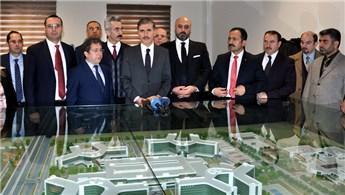 Kayseri Şehir Hastanesi 2 ay içinde hizmete açılacak