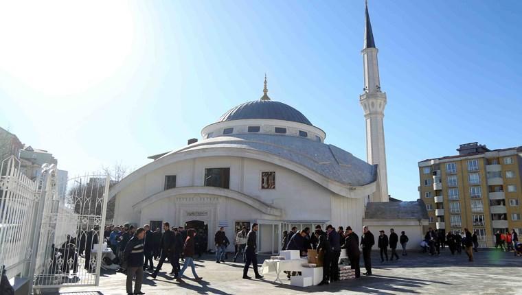 Fahreddin Paşa Cami'nin inşaatı tamamlandı