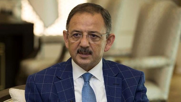 'Doğu Anadolu Bölgesi'nde evlerin çoğu teslim edilme aşamasında'