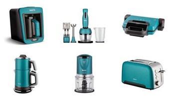 Fakir, Turquoise serisiyle mutfakların çehresini değiştiriyor!