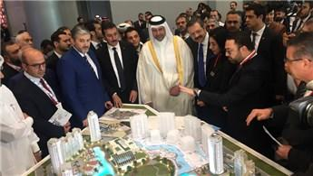 Sinpaş GYO, Katar'da ilgi odağı oldu