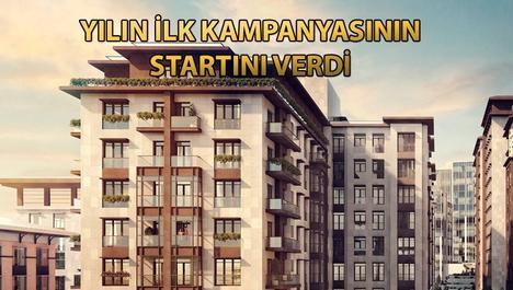 Piyalepaşa İstanbul'da 0 faizli kampanya başladı