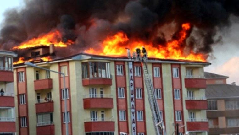 İstanbul'da çıkan yangınların yüzde 3,5'i baca sebepli!