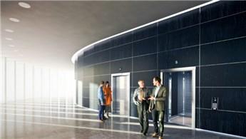 Yüksek binalara Highrise MiniSpace ile yüksek konfor!