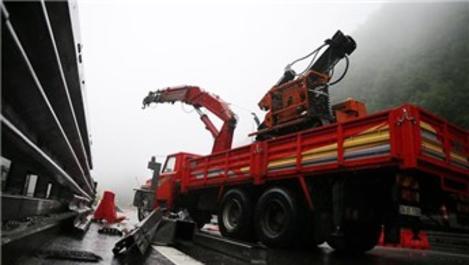 TEM Otoyolu metris kavşağı inşaatı başlıyor
