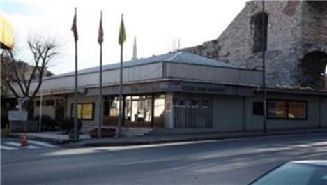 Reşat Nuri Tiyatro Sahnesi yenileniyor