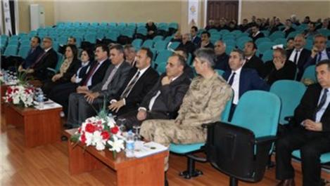 Erzincan'da 'Sıfır Atık Projesi' tanıtıldı