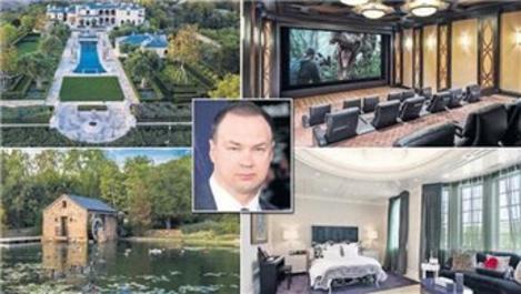 Ünlü yapımcı Thomas Tull, evini 85 milyon dolara satıyor