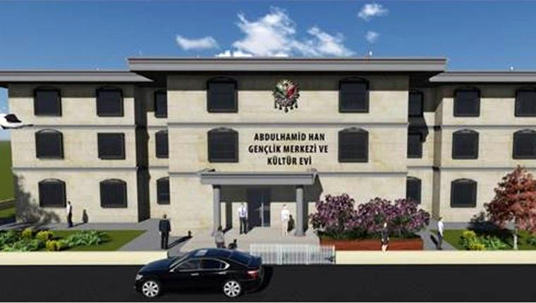 Adıyaman'a gençlik merkezi ve kültür evi yapılacak