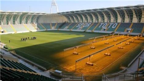 Spor Toto Akhisar Stadı, Türk futboluna kazandırıldı