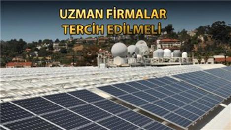 'Yakın gelecekte enerji çatılardan sağlanacak'
