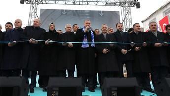 Kasımpaşa-Hasköy Tüneli'nin Açılış Töreni yapıldı