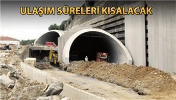 Kasımpaşa-Hasköy Tüneli bugün hizmete açılıyor
