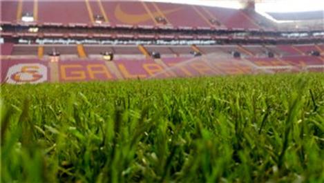 Türk Telekom Stadyumu'nun zemini yenileniyor