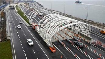 Devlet, Avrasya Tüneli için 123 milyon lira ödeyecek!