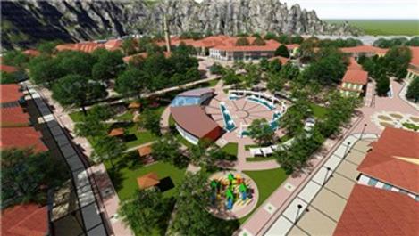Tarihi Arasta Çarşısı restore edilecek