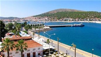 İzmir Defterdarlığı, Çeşme'de 3.1 milyon TL'ye arsa satıyor