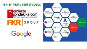 FKR Group-ESD-Google'dan önemli iş birliği!