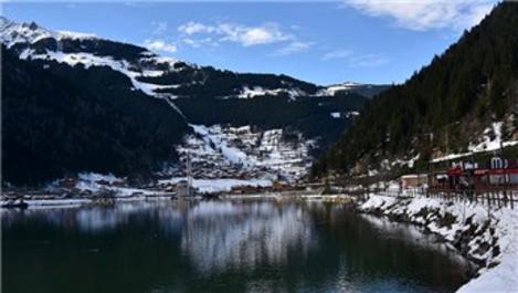 Trabzon Uzungöl 697 bin turisti ağırladı