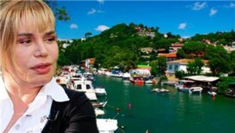 Sezen Aksu, Karaburun'dan villa satın aldı