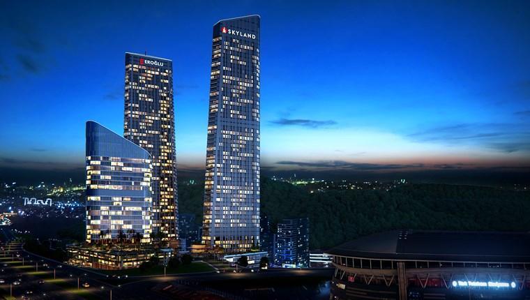 Skyland İstanbul'da ödemeler 2019'da başlıyor!