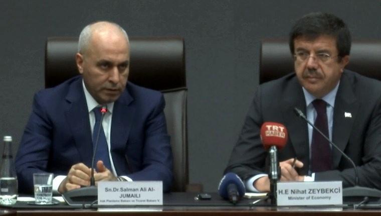 Irak'ın yeniden imarı için Türk şirketlere davet!